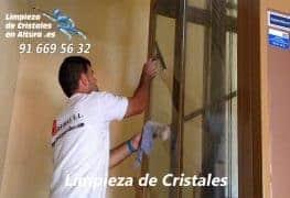 Vídeo de Limpieza de Cristales