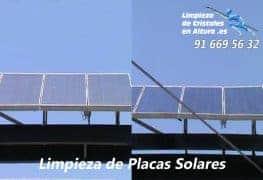 Vídeo de Limpieza de Placas Solares